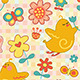 Repeat Spring Pattern - GraphicRiver Item for Sale