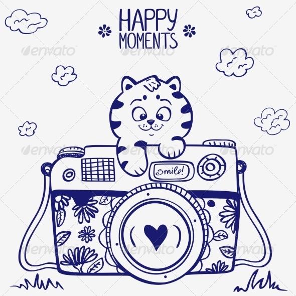 Camera Kitten - Miscellaneous Conceptual