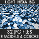 Light Hexa Background - GraphicRiver Item for Sale