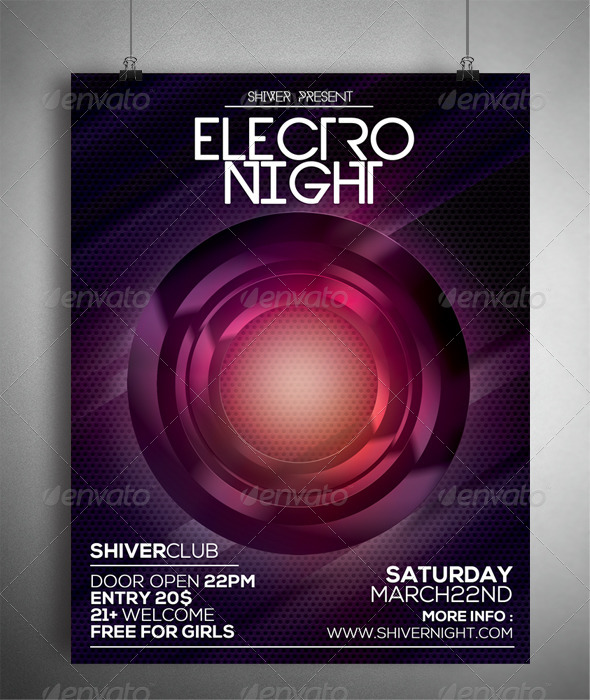 VNM - Flyer Template - Events Flyers