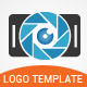 Camera Click Logo Template - GraphicRiver Item for Sale