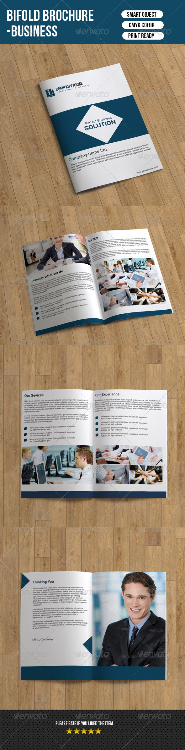 Business Brochure-8 Pages - Corporate Brochures