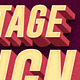 Vintage/Retro Text Col2 - GraphicRiver Item for Sale