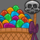 Easter Egg Basket - GraphicRiver Item for Sale