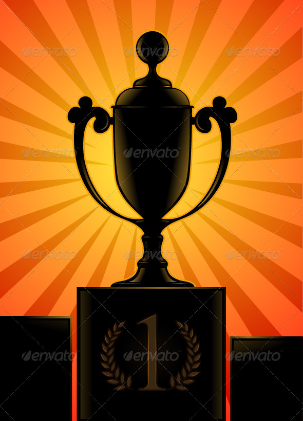 Trophy - Objects Vectors