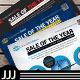 Multipurpose Product Postcard 2 - GraphicRiver Item for Sale