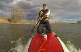 Paddling kayak, canoe, SUP, raft