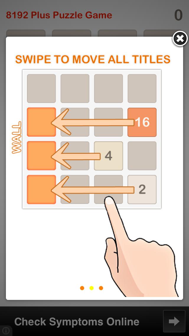 8192 Plus Universal - Full 2048 Puzzle Game - V1 3