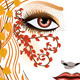 Autumn Girl Face   - GraphicRiver Item for Sale