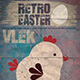 Retro Easter V3 - GraphicRiver Item for Sale