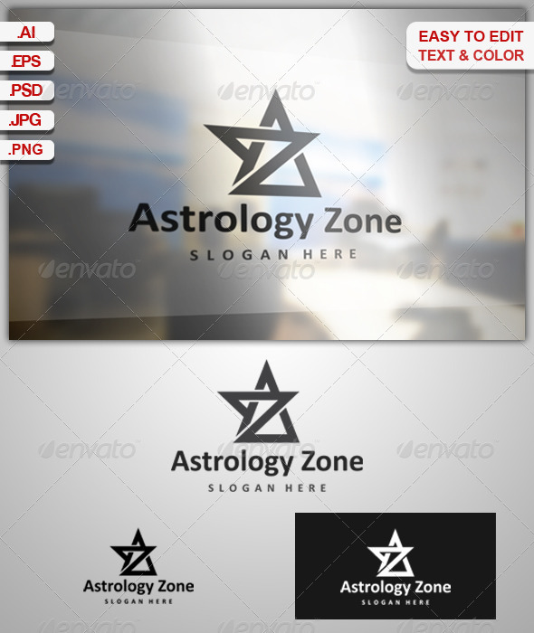 Astrology Zone - Vector Abstract