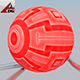 Roll Ball (red)