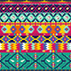 Seamless Colorful Aztec Pattern  - GraphicRiver Item for Sale