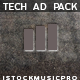 Technology Ad Pack - AudioJungle Item for Sale