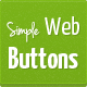 Simple Web Buttons - GraphicRiver Item for Sale