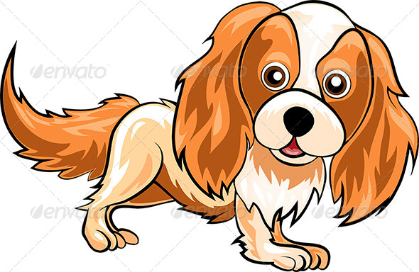 Spaniel - Animals Characters
