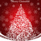 Holiday card with christmas tree. - GraphicRiver Item for Sale