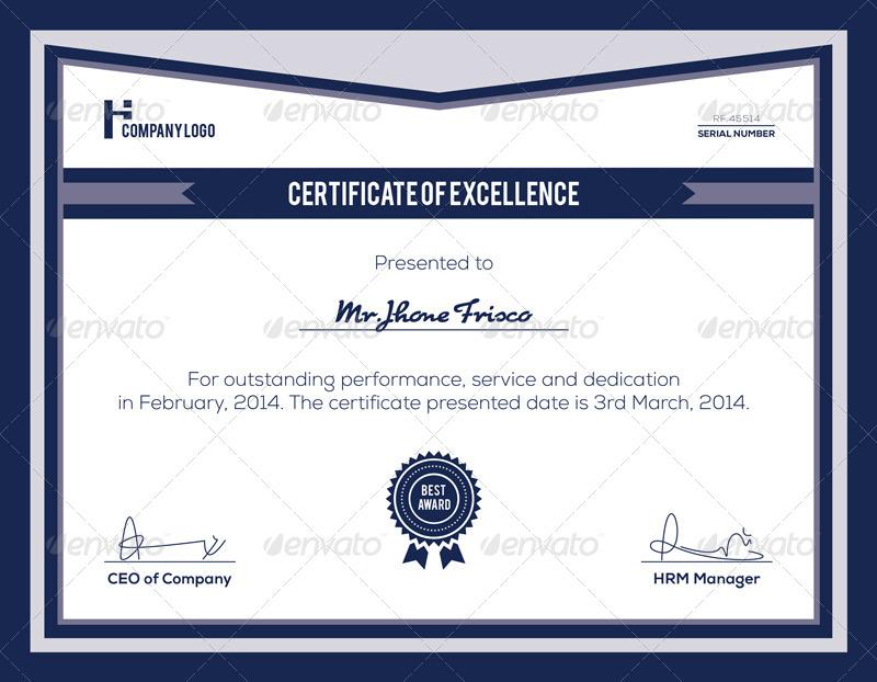 Beautiful Corporate Certificate Template Regarding Corporate Certificate Template