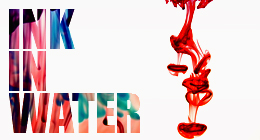 Ink in Water (Pack Collections)