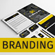 Photographer Brand Identity Template  - GraphicRiver Item for Sale