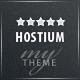 Hostium - Responsive Hosting Theme Nulled