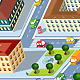 Retro City - GraphicRiver Item for Sale
