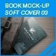 Soft Cover 03 Mock-up - GraphicRiver Item for Sale
