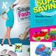 Big Sale Promotion Flyers Vol.02 - GraphicRiver Item for Sale