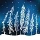 Forest Winter Background - GraphicRiver Item for Sale