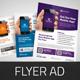 Mobile Apps Promotion Flyer Ad Design - GraphicRiver Item for Sale