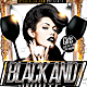 Black and White Party PSD - GraphicRiver Item for Sale