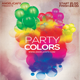 Party Colors Flyer Template - GraphicRiver Item for Sale