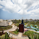 Hotel Courtyard Patio View - VideoHive Item for Sale