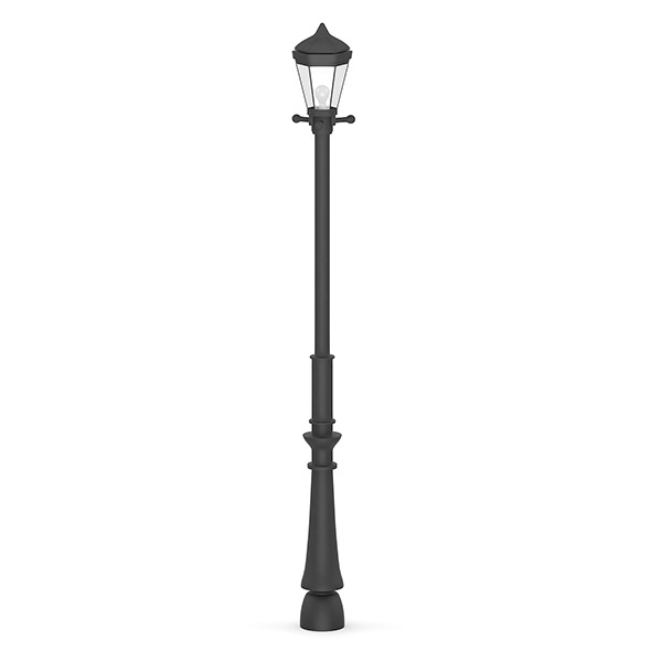 Classic Street Lamp - 3DOcean Item for Sale