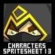 Characters Spritesheet 13