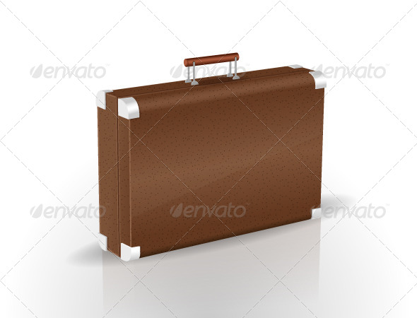 Briefcase - Objects Vectors