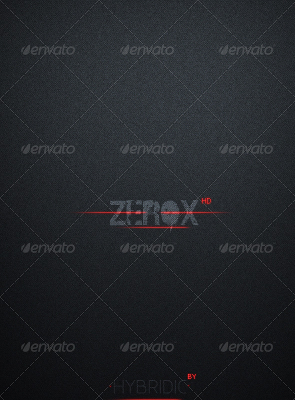 Zerox - Patterns Backgrounds