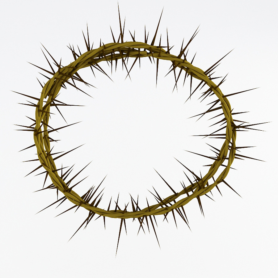 Crown Of Thorns By Iaoai 3docean