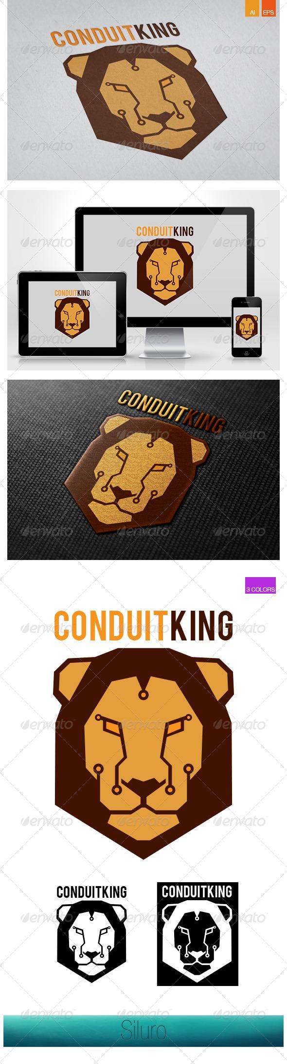 ConduitKing - Animals Logo Templates