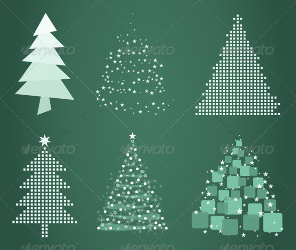 Celebratory tree4 - Christmas Seasons/Holidays