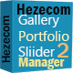Responsive Gallery, Slider and Portfolio Manager
