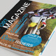 25 Pages Sport Magazine Vol40 - GraphicRiver Item for Sale