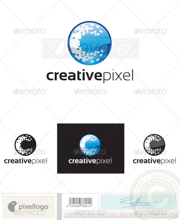 Design Logo -2404 - Vector Abstract