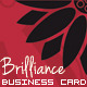 """Studio Brilliance"" Business Card - GraphicRiver Item for Sale"