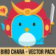 Editable Bird Characters Pack - GraphicRiver Item for Sale