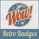 Retro Vintage Labels and Badges - GraphicRiver Item for Sale