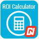 ROI Calculator - GraphicRiver Item for Sale