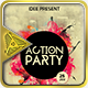 Action Party - GraphicRiver Item for Sale