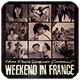 Weekend In France  - GraphicRiver Item for Sale