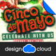 Cinco De Mayo Celebration Flyer Template